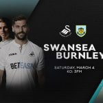 Før kamp: Swansea – Burnley